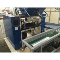Quality PLC Slitting Rewinding Machine Slitter And Rewinder Machine withRewind Type: Full Automatic for Cling Film for sale