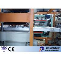 China Automatic Plastic Thermoforming Machine For Fast Food Box 13000x2000x3200mm wholesale