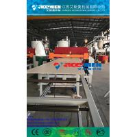 China plastic ceiling panel production line/ pvc ceiling panel extrusion line/plastic ceiling tiles making machine wholesale