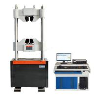 China Computer Type Hydraulic Cylinder Bench Testing Machine With 1 Year Warranty wholesale