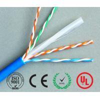 China Cat6 UTP Cable LAN ,UTP Cat6 Communication Cable, Cable UTP Cat6 Network Cable on sale