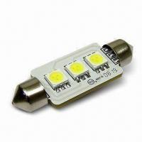 China 12 to 28V DC Automotive LED Lamp for Indoor Car Lighting, OEM Orders are Welcome wholesale