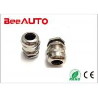 China Explosion Proof Cable Gland  Connector , Nicke Plated Metal Brass Cable Gland wholesale