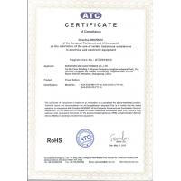 Shenzhen Lepower Electronic Co.,Ltd. Certifications