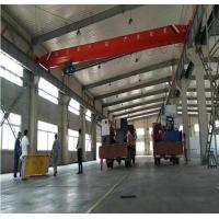 China New Single Girder Overhead Crane with CD1 MD1 Electric Hoist Price wholesale