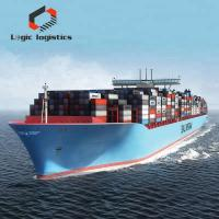 China Worldwide Sea Freight Forwarder Lcl Sea Shipment Fast Delivery wholesale