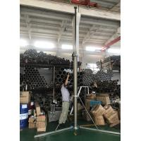 15m tripod stand pneumatic telescopic mast 50kg payloads-NR-3300-15000-50L-2m to 30m mast available