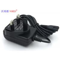 China UK Plug Lithium Battery Charger 100-240V AC 50 / 60HZ Input Plug In Connection wholesale