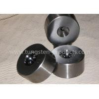 China K20 K30 Tungsten Carbide Wear Parts Carbide Dies Cold Forging / Wire Drawing wholesale