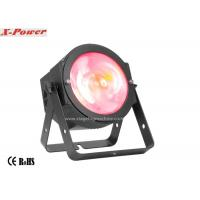 China 30 W COB Led Stage Lighting / 3 In 1 Auto Sound Activated Disco Lights wholesale