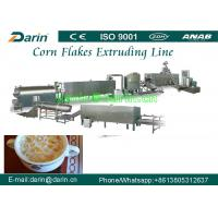 China Continuous , automatic Corn Flakes Processing Line , bulking machine on sale