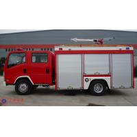 China 139KW Max Power Foam Fire Truck wholesale