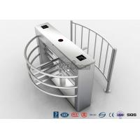 China Bi - Directional Waist Height Turnstiles wholesale