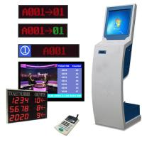 China Intelligent 19 inch touch screen queue management system in hospital on sale