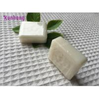 Quality Competitive Price Square Hotel soap sachet body hair removing soap for sale