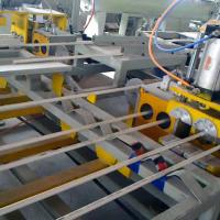 China PVC pipe belling machine/double pipes belling/automatic control wholesale