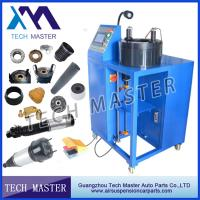 China Hydraulic Hose Air Suspension Crimping Machine For Air Shock Air Suspension Machine wholesale