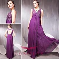 China empire purple cocktail dresses,  purple elegant cocktail dresses wholesale