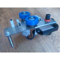 China Pneumatic Manual Edge Roller Press for Double Glazing Units wholesale