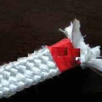 China High temperature resistant Fiberglass braided square rope for sealing wholesale