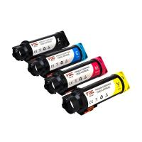 China High Yield Dell S2825cdn S2825cdn Generic Toner Cartridges Refill Black / Cyan wholesale