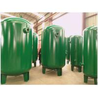 China ASME Certificated  Compressed Air Storage Tank Low Pressure Vertical Orientation wholesale