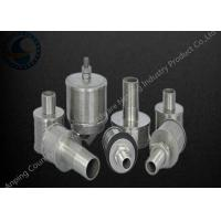 China Professional Johnson Screens Products Wedge Wire Strainer OEM / ODM Acceptable on sale