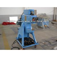 China Section Benders Sheet Metal Forming Tools Shrinking Mechnical Drive on sale