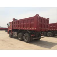 China 336hp Sinotruk howo7 dump truck with 10wheels and 18M3 capacity wholesale