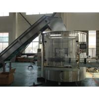 China Full Automatic Customized PET Bottle Bottle Unscrambler Machines For Water Packaging System 380V wholesale