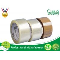 Buy cheap Box Sealing Bopp Film Custom Printed Packaging Tape With Acrylic Adhesive from wholesalers