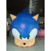 China giant PVC Custom Shaped Inflatable Advertising Balloons Digital Printing wholesale
