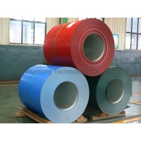 China Colorful Coating or Mill Finish Roll Foil Aluminum Coil wholesale