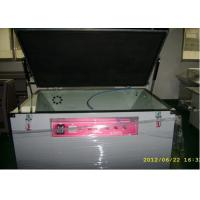 China Single Face Screen Printing Vacuum Exposure Unit For Highly Dense Line Stencils wholesale