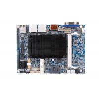 "China Dual Channel 24bit LVDS Intel Atom™ N2800 CPU ,3.5""  fanless EPIC  Embedded Motherboard wholesale"