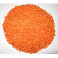 Quality Organic 6mm Freeze Dried Carrot and 3mm,10mm Hot-air Dry Carrot and Spray Dried for sale