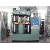 China High precision Siemens PLC NOK Y28 Hard Steel or stainless steel Double Action Hydraulic Press wholesale