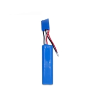China 12V 5000mAh Rechargeable Lithium Ion Battery 1C Discharge wholesale