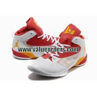 China Air Jordan Fly Wade 2 EV 514340 shoes white red wholesale