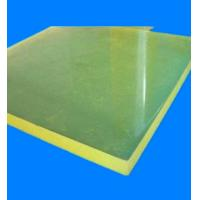 China Light Weight PU Sheets Engineering For Plastic Processing Machine wholesale