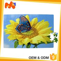 Quality Flowers Picture Photo Jigsaw Puzzle Ladies Ideas Birthday Gift For Wife for sale