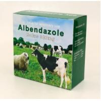 China Albendazole 250mg Veterinary Tablets For Antibacterial Function wholesale