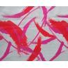 Buy cheap Gauze Curtain Fabric Jacquard Motif-cutting Geometric H/R 25.0cm 500T/100% P from wholesalers