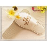Disposable Wholesale New Design Popular Terry Cloth Hotel Slippers