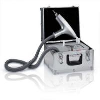 China Q-switched Long Pulsed ND Yag Laser Beauty Machine ForHair Removal , Lip Line Removal wholesale