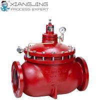 China Red Alloy Electric Control Valve For KIMRAY ACC 618 FGT PR - D Regulator wholesale