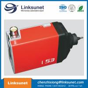 China Hand Held SIC Marking Machine 300w Portable Marking Machine For Metal Materials wholesale
