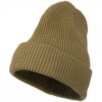 Buy cheap Poly Wool Knit Pom Pom Beanie Winter Solid Warm Plain Skull Cuff Caps Hand Wash from wholesalers