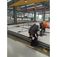China ASTM A - 240 / A - 240 M GR 316 Stainless Steel Plate 4 Feet Width / 8 Feet Length wholesale