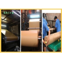 China Single Side Adhesive  Protection Paper  Kraft Protective Paper Moisture Proof on sale
